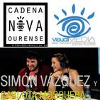 Prog.05 - 23/12/2016 - 'El desván' de Cadena Nova con SIMÓN VÁZQUEZ y CARLOTA MOSQUERA