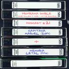 Programa Doble - Podcast #21: Capitana Marvel + Memoria Letal