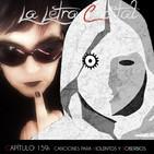 Laletracapital podcast 159 - canciones para violentos y soberbios (OMC RADIO)
