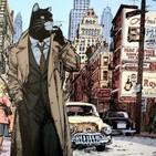Tipos Oscuros 105 - A Way Out & Cómic Noir