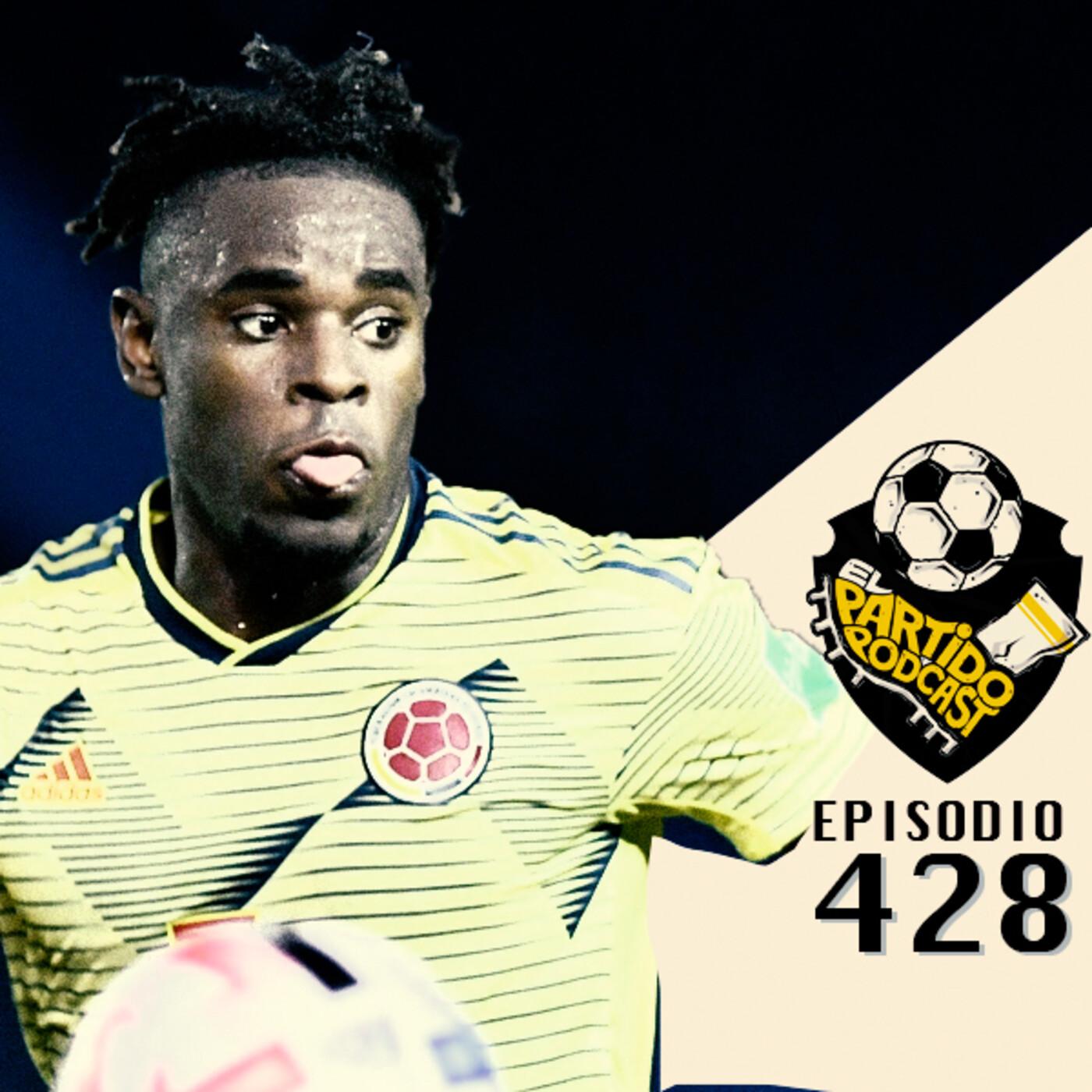 EP 428: El camino al mundial empieza en sur América.