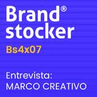 Bs4x07 - Hablamos de branding con Marco Creativo