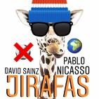 Jirafas con Pablo Nicasso: Milenials, Bad Bunny y Tierra plana.