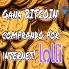 GANA BITCOIN SOLO COMPRANDO EN INTERNET!! Facil Tutorial|Entrevista: CEO de Lolli-Alex Adelman