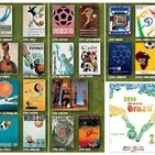 Especial Mundiales: Carteles mundialistas (1930 a 2018)