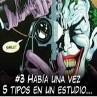 CVB Tomos y Grapas, Cómics - Capítulo # 3 - Había una vez 5 tipos en un estudio....