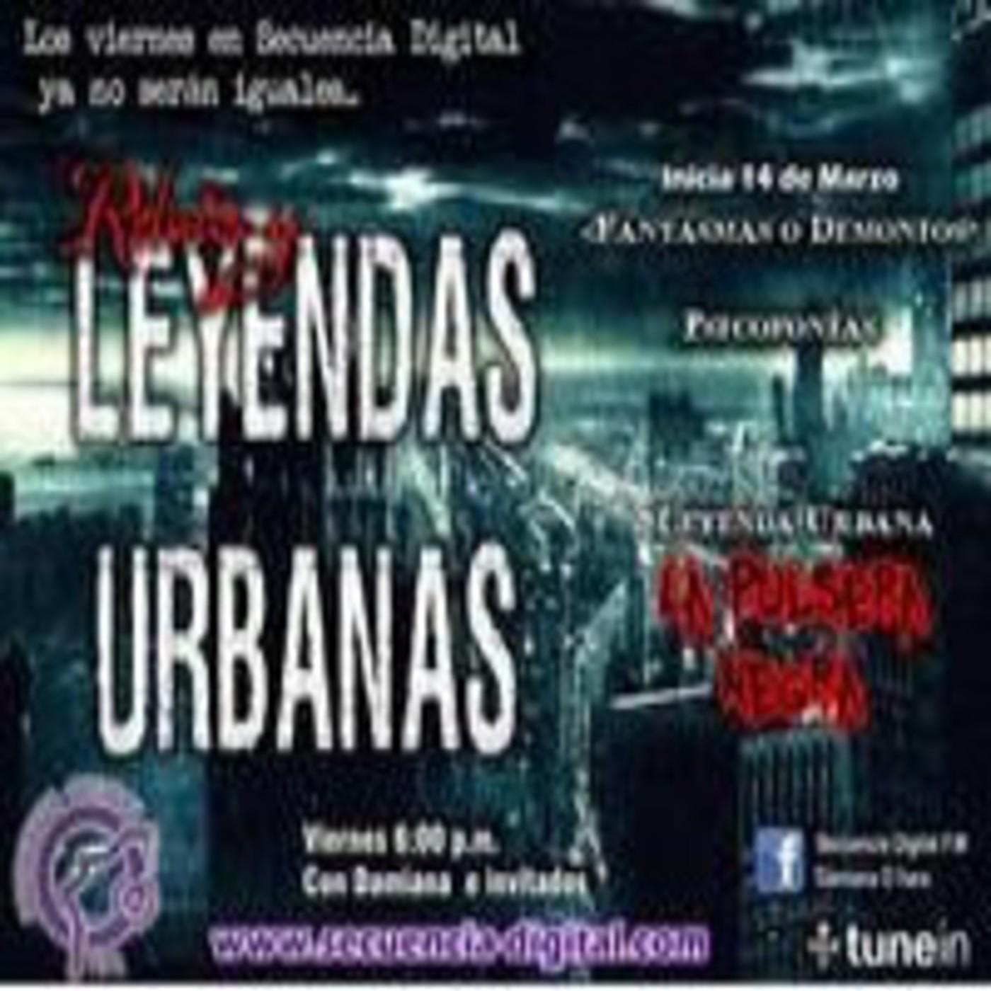 Relatos Y Leyendas Urbanas Primer Programa (Damiana,Dorian, Ruben) La Pulsera Negra.
