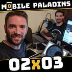 02x03 - Castle Burn, Beta de Fortnite Android, El Proyecto ARMAGEBUM de Hearthstone, Legend of Solgard de King y más!