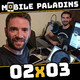 02x03 - Castle Burn, Beta de Fortnite Android, El Proyecto ARMAGEBUM de Hearthstone, Legend of Solgard de King y más!