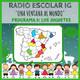 RADIO ESCOLAR IG - Los juguetes