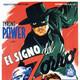 El signo del Zorro
