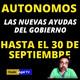 Ayudas Autonomos | Prorroga Erte | Hasta 30 Septiembre 2020 | Novedades | Noticias