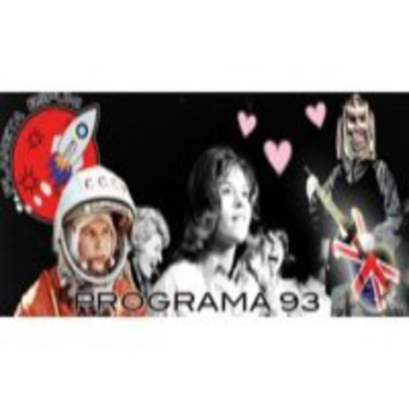 Programa 93 - Valentina Tereshkova: