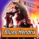 ZOE SCHWARZ · by Blues Hendrix