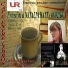 Entrevista a NATALIA HATT en el programa Café entre libros por Universal Radio