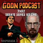 LMG 3x02: Debate a muerte Series VS Cine, pelis o episodios...