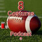 8 Costuras - Episodio 30: Noticias NFL. Jugadores que pasan de la XFL a la NFL. Cómo se creó Torrelavega Berserkers.