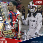 Move Sports 00154 | San Lorenzo campeon de la Liga de las Americas, Hamilton gano el Gran Premio de Bahréin