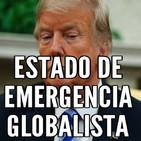 Trump-vox estado de emergencia vs. globalistas
