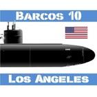 B-10#30 Clase Los Ángeles, el Cazador Veloz