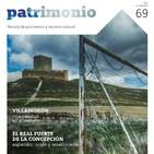 Nuevo número de la revista Patrimonio