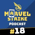 OKOYE, la próxima actualización y el segundo equipo de Haokarlos. El Oráculo ahora es THOR | Marvel Strike Podcast #18
