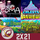 GR (2x21) Caída PSN, Monster Hunter World, Celeste, Golf Story, The Coma, Saga Monkey Island (Sorteo Zeno Clash 2)