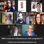 RRR La hora de la República por UCR, programa 14