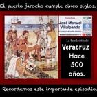 La fundación de Veracruz, hace 500 años.