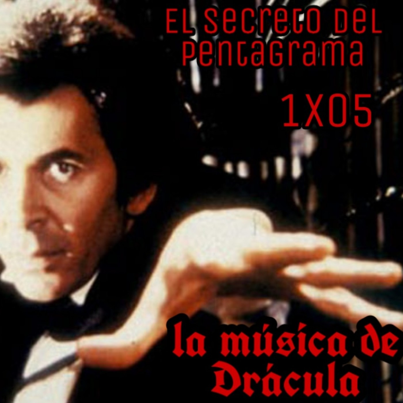 EL SECRETO DEL PENTAGRAMA 1X05 La música de Drácula