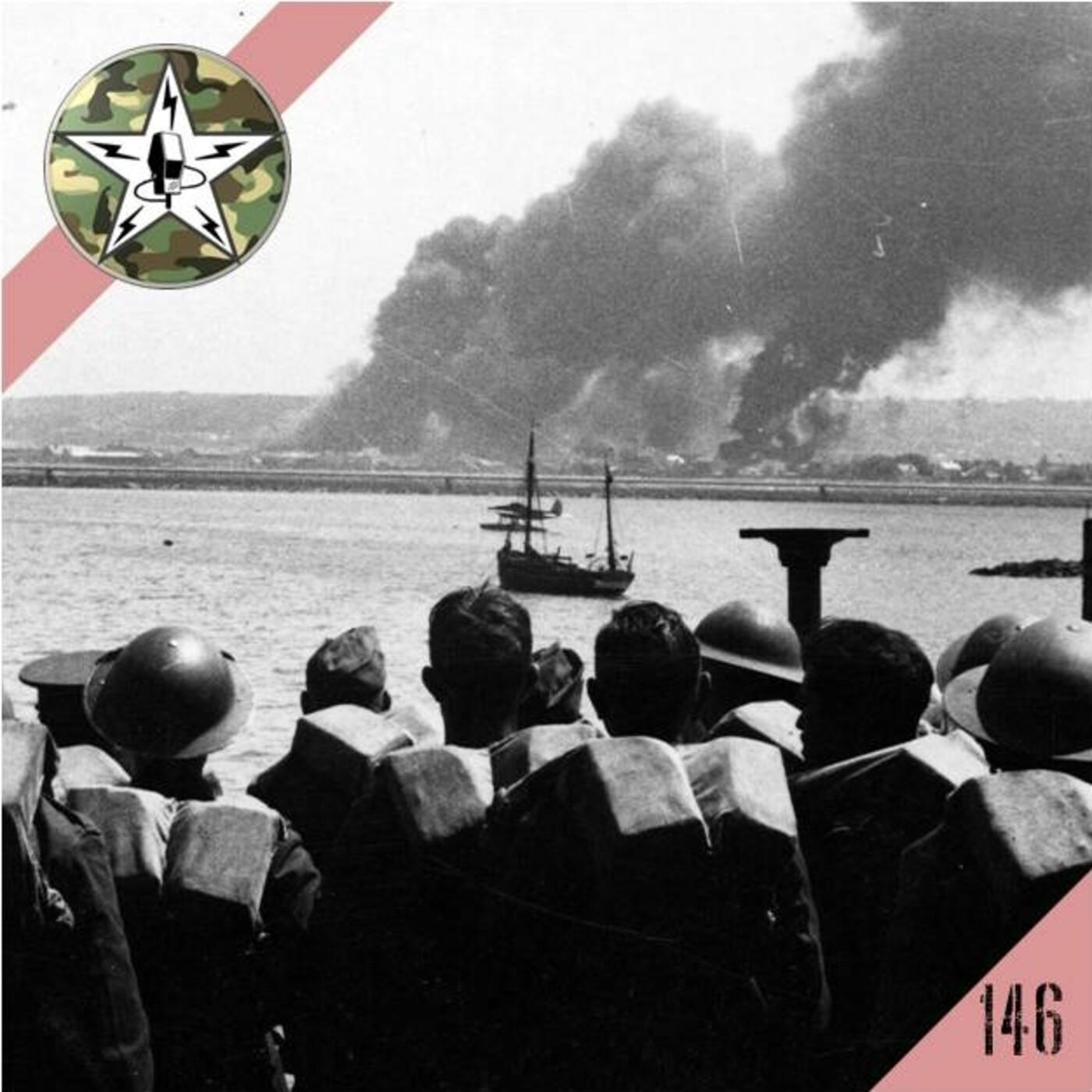 CBP#146 Atrapados en Dunkerque. La Caída de Francia (Parte 3)