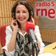 Julia Vidal en «A vueltas con la comida» de «Estamos como queremos» de Radio 5 - RNE