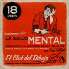 18 #ECDD · Conversemos sobre: La Salud Mental. La ansiedad y depresión en el dibujante por Fran Collado - 2x06