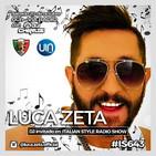 Italian style radio show 643 20/10/2018