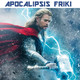 Apocalipsis Friki 066 - Especial Thor / Entrevista a Juan Andrés Pedrero Santos / Series Anime Otoño