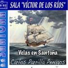 La sala Víctor de los Ríos acoge la exposición «Velas en Santoña» de Carlos Parrilla Penagos 26/06/2020