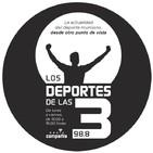 Los Deportes de las 3 -- 16/05/2019