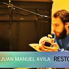 Entrevista a Juan Avila - Restos Diurnos