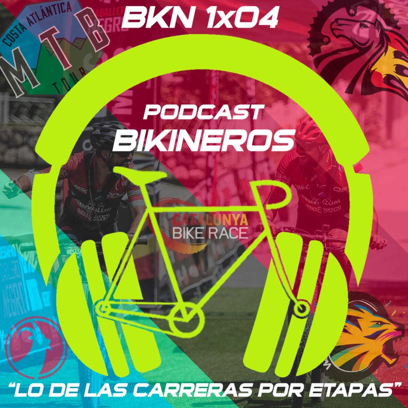 BKN 1x04: Lo de las carreras por etapas, bicis infantiles y la trompeta anal