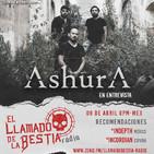 Ashura en entrevista - El Llamado de la Bestia 10/05/2020