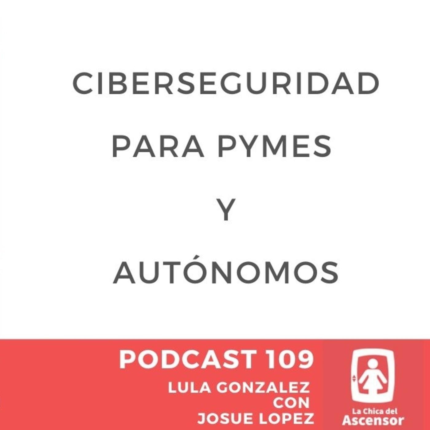 109 - Ciberseguridad para pymes y autónomos
