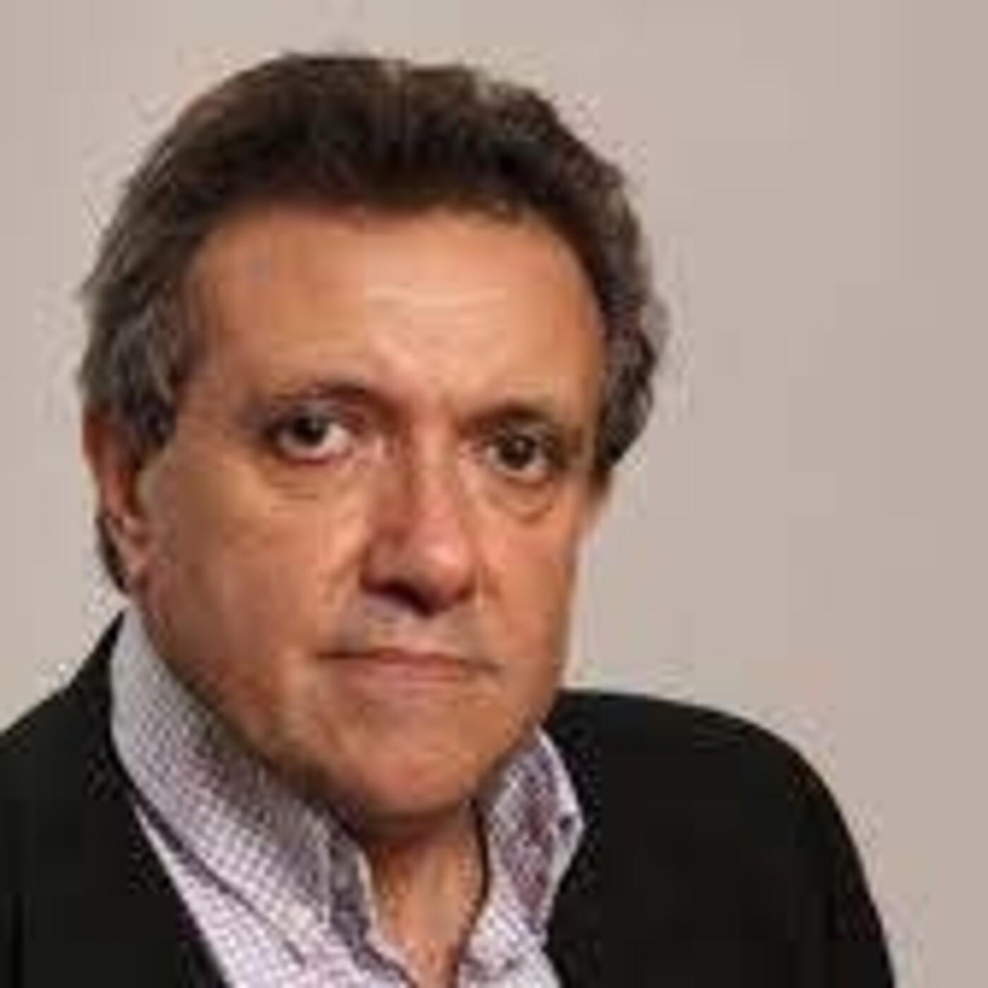Carlos Borgna de la Red de Comunicadores del Mercosur en los 100 años de radio