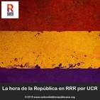 La hora de la República en RRR por UCR, 19.11.2019