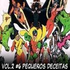CVB Tomos y Grapas, Cómics - Vol.2 Capítulo # 6 - Nuevos Deceitas