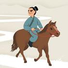 """[Chino] 08. """"La distancia pone a prueba la resistencia del caballo, el tiempo revela el verdadero corazón de las persona"""