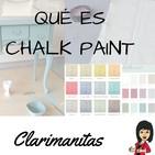 24. Qué es Chalk Paint