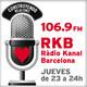 45ª Emisión Hablando de Ser Jefe es Humano con Rafa Rodriguez , el 4/8/16