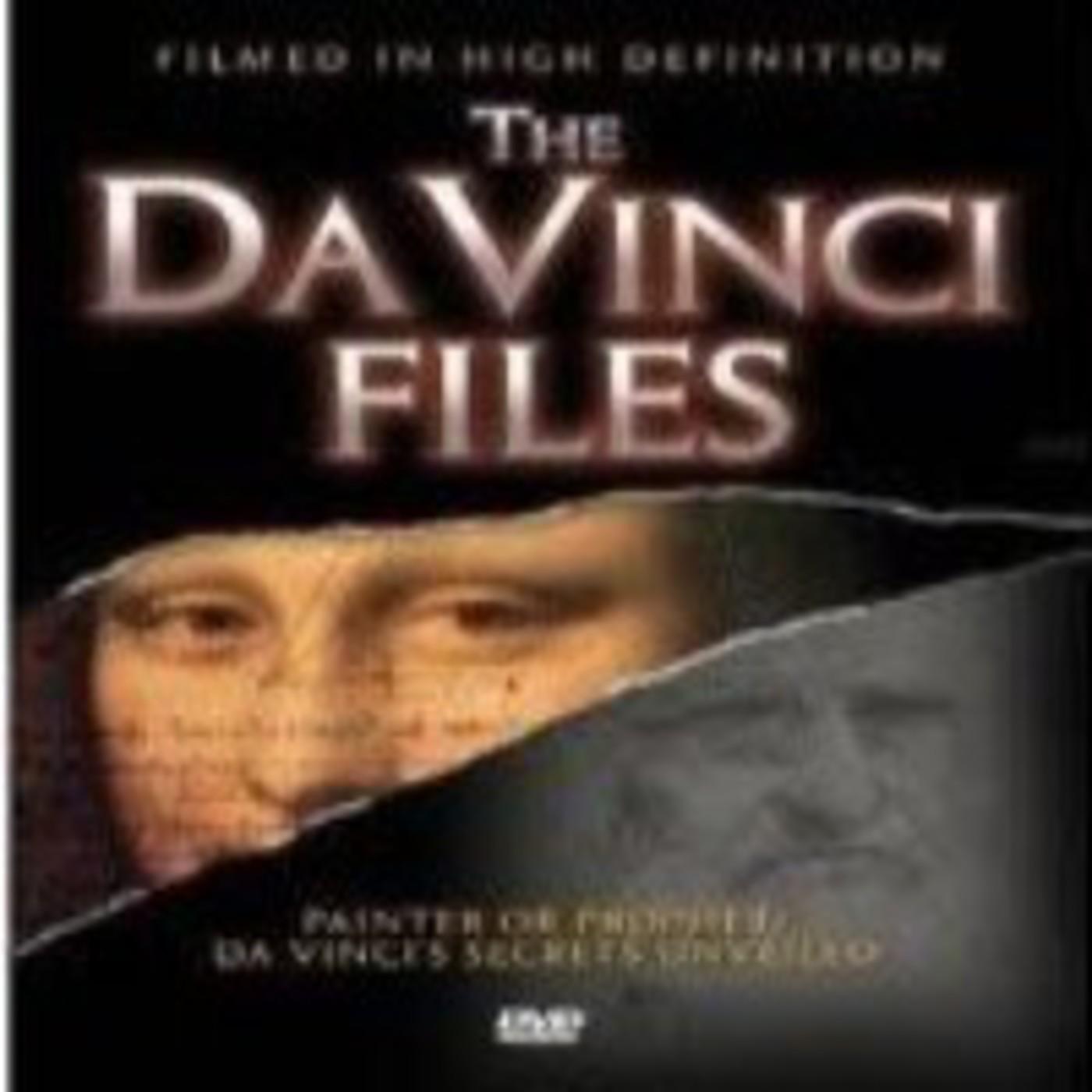 Los expedientes secretos de Leonardo da Vinci