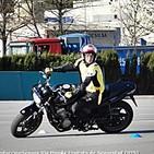 Gestión de la mirada. En moto, donde miras... vas!!!