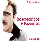 Telegrama 2: Desconocidos y Favoritos (Marzo'19)